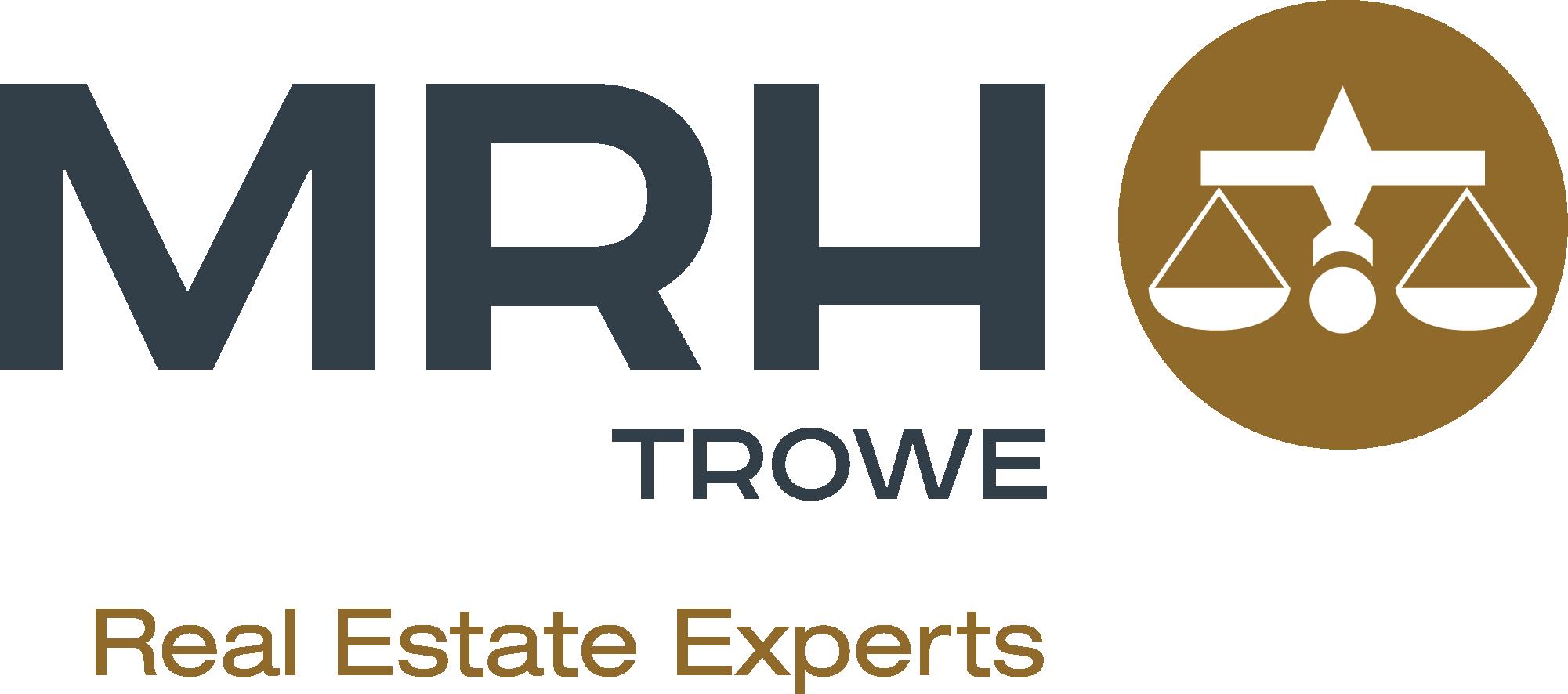 MRH Trowe Real Estate Experts Logo