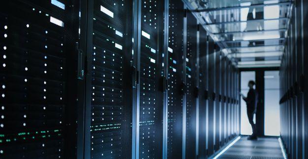 DSGVO – Server Raum