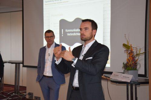 MRHT – Vortrag Konferenz