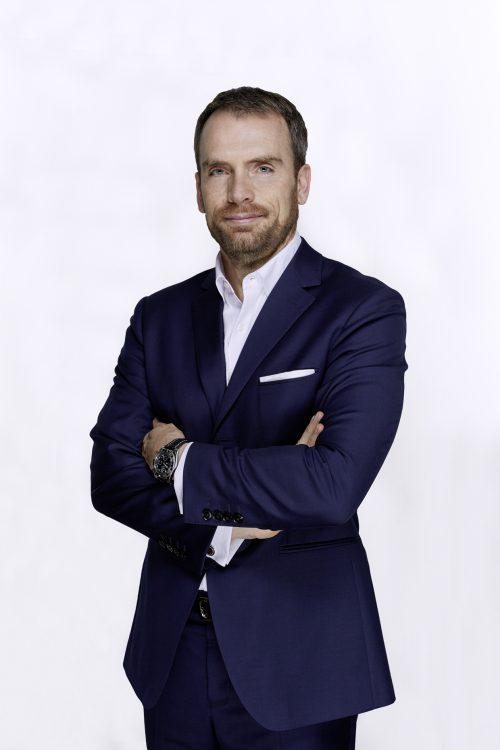 Vorstand Marco Gerhardt